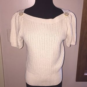 Juicy Couture cream sweater